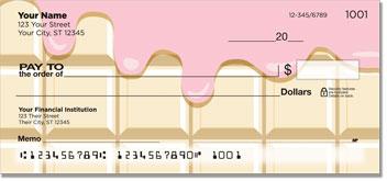 Chocolate Lover Personal Checks