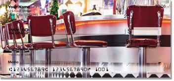 Fifties Diner Checks