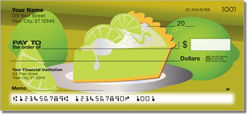 Slice of Pie Personal Checks
