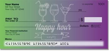 Drink Up Checks