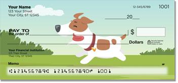 Perky Puppy Illustrations
