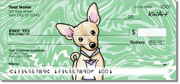 Cartoon Chihuahuas Series 1 Checks