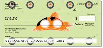 Mr. Sushi Personal Checks