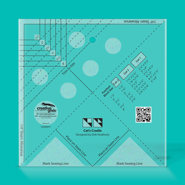 Creative Grids USA ® : creative grid rulers for quilting - Adamdwight.com