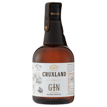Pure grape gin, double distilled in potstills with the highest quality juniper berries and 9 botanicals including rooibos and heuningsbos, and infused with Kalahari truffles.
