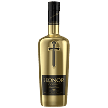 The palate of this award-winning cognac is a harmonious marriage of apricot, ginger, and fruits.