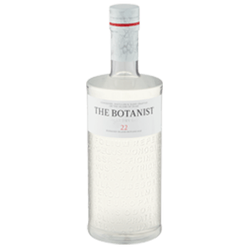 Nine classic gin botanicals are augmented by 22 local herbs and flowers foraged on the Scottish isle of Islay.