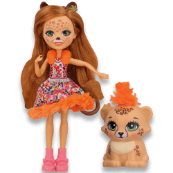 Enchantimals Doll & Animal Figurine