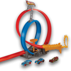 Hot Wheels Energy Track Track Set