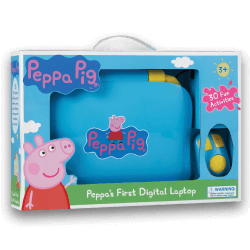 Peppa Pig Character Laptop
