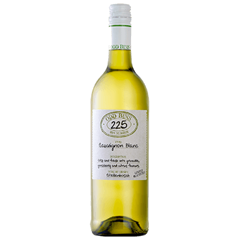 Crisp and fresh with granadilla, gooseberry and citrus flavours.
