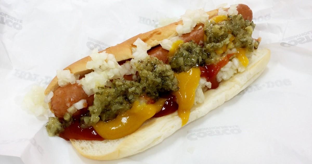 hot dog bar checklist