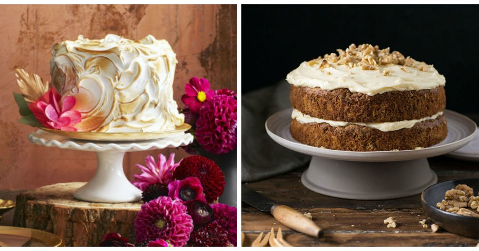 fall halloween pumpkin cake recipes