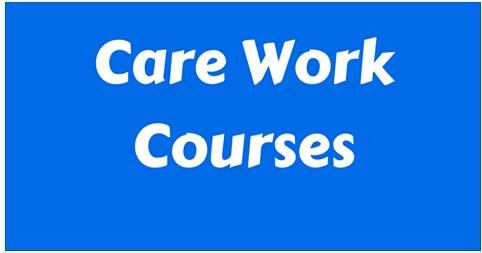 free online care work courses