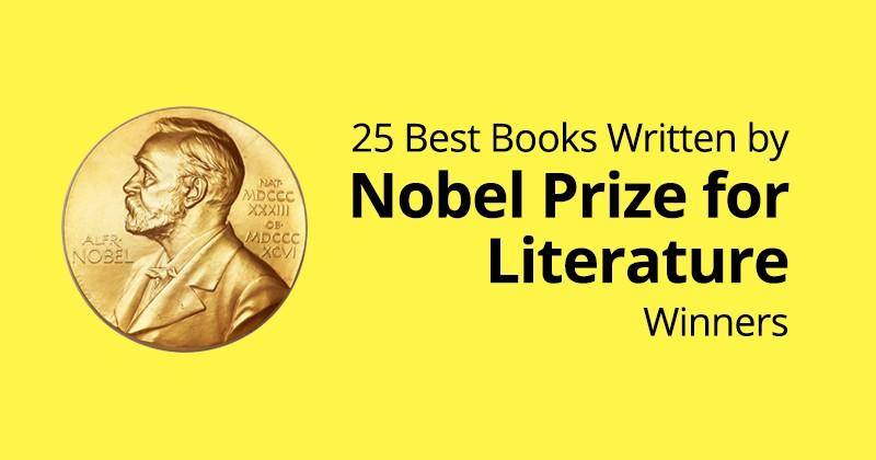 nobel prize literature book list