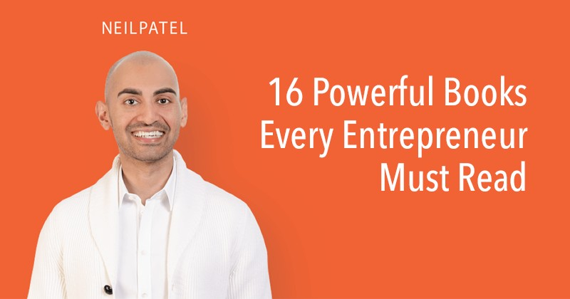 best entrepreneur books neil patel