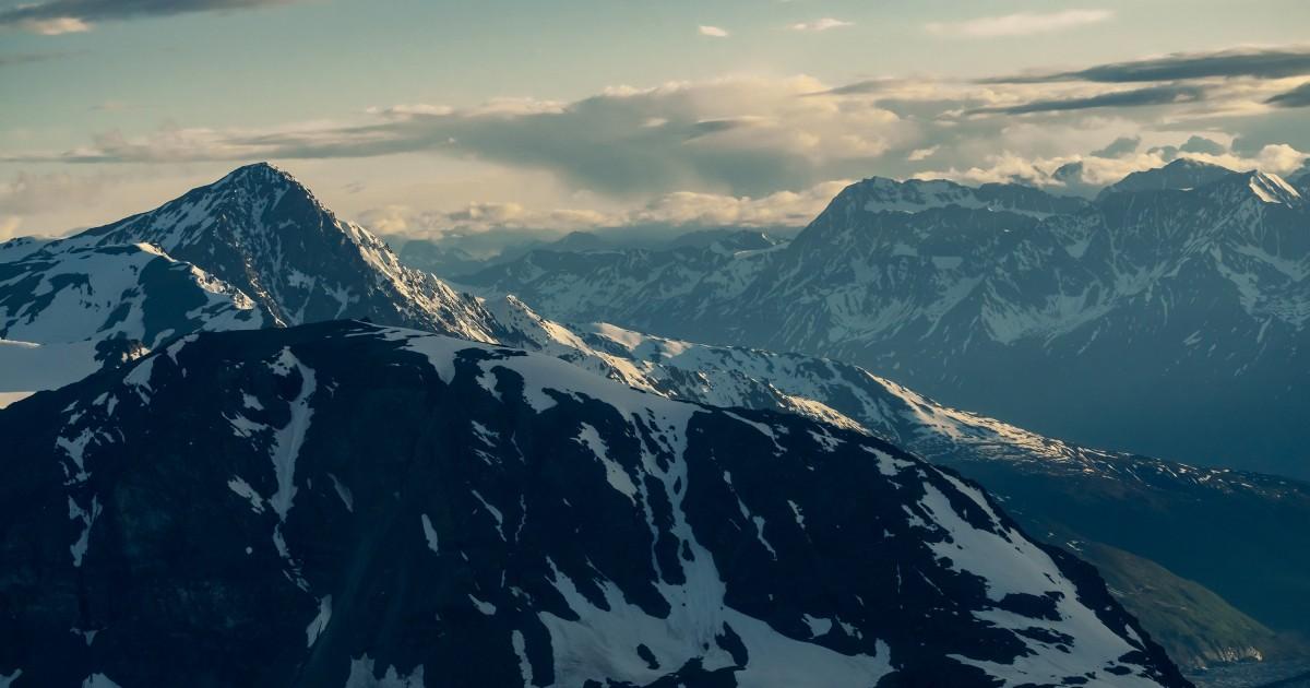 Knik Glacier, Anchorage, Alaska