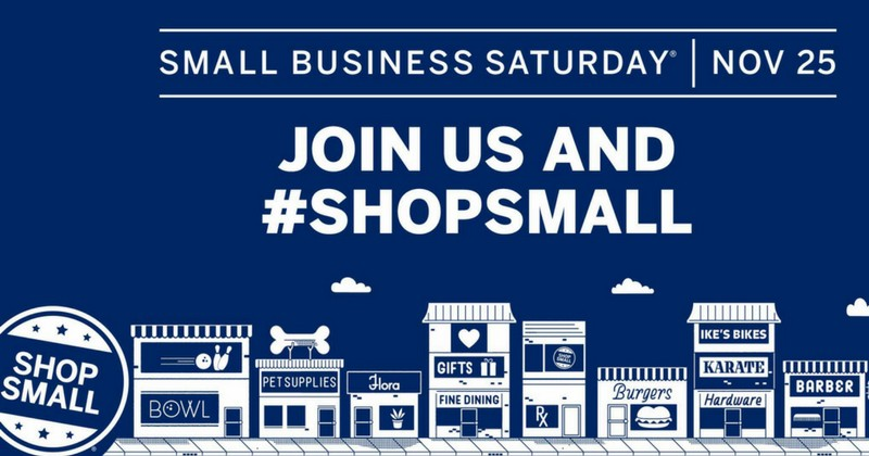 21 Ideas for Small Business Saturday