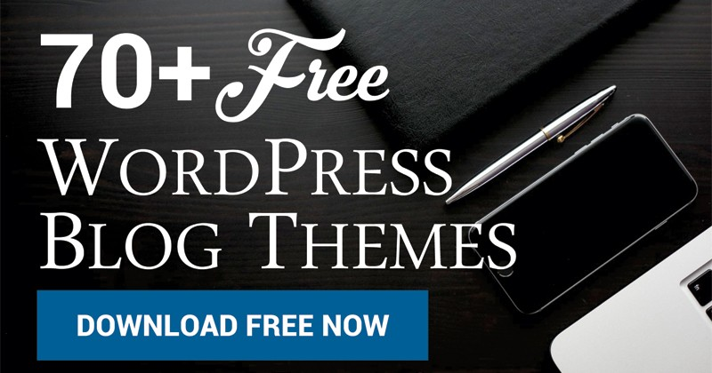 best wordpress blog themes free