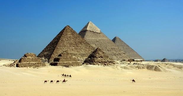 pyramid giza