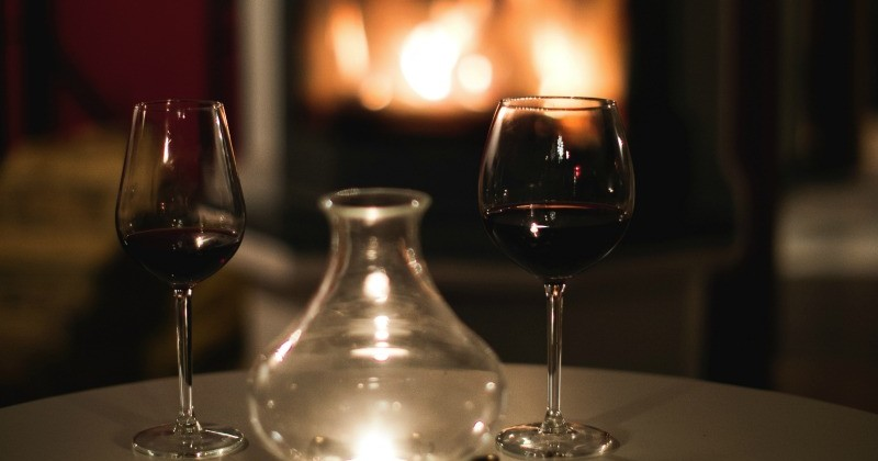 Places with fireplaces in Chicago
