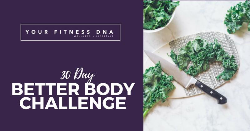 better body challenge