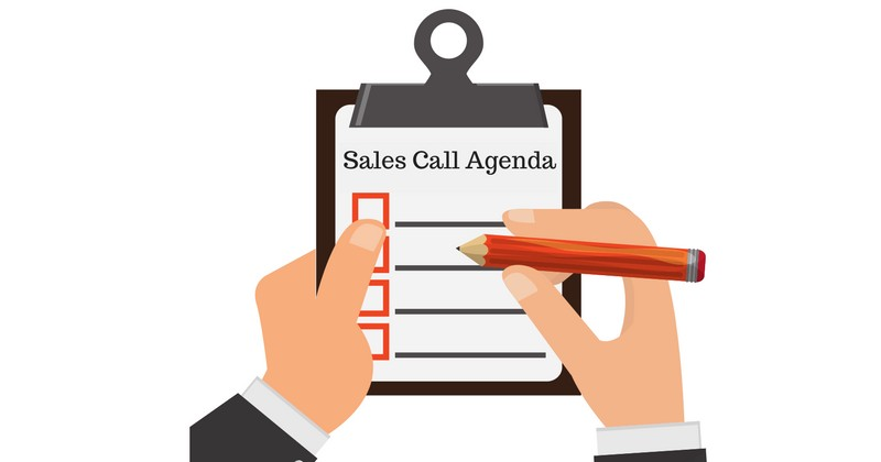 Sales Call Agenda