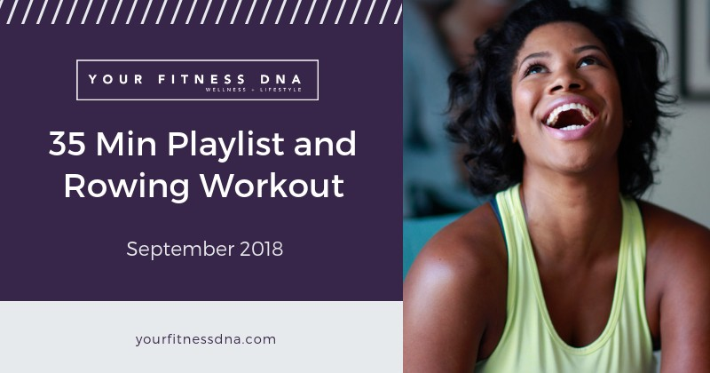 rowing workout playlist