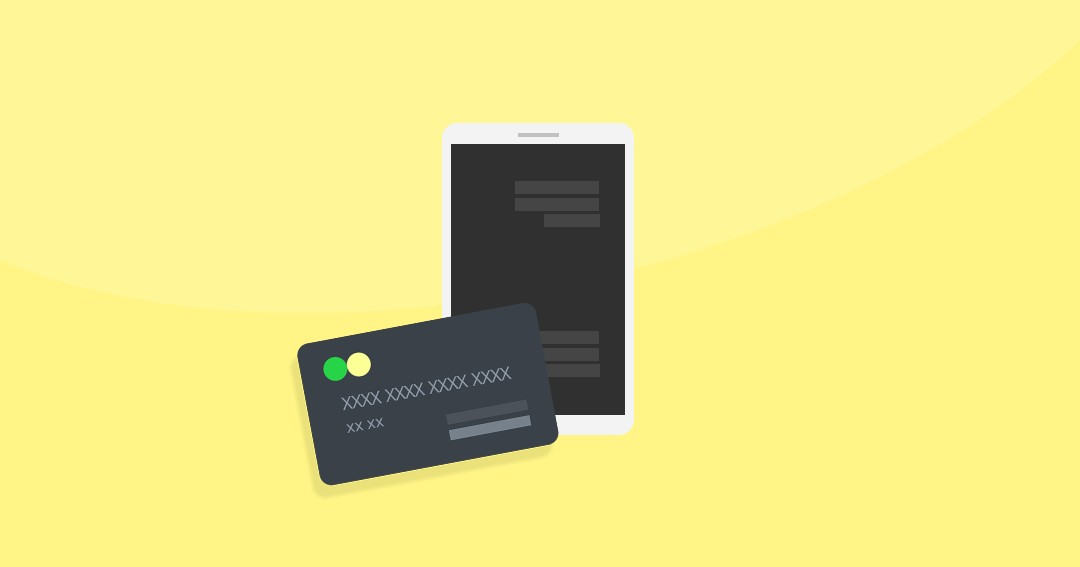 Accept mobile credit card payments on Stripe.