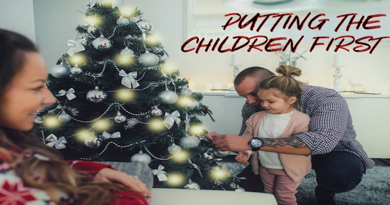 Holiday Planning and Divorce: Putting Children 1st