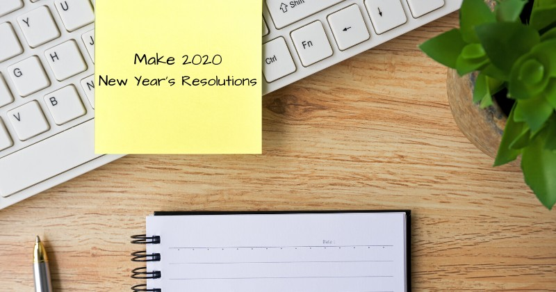 New Year's Resolutions for Sales Pros + Small Biz