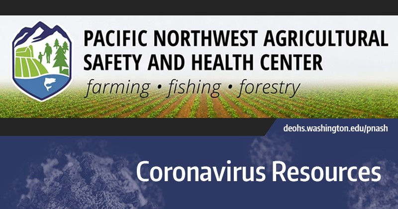 Pacific Northwest Agricultural Safety and Health