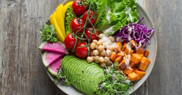 The Rainbow Diet - list of rainbow foods