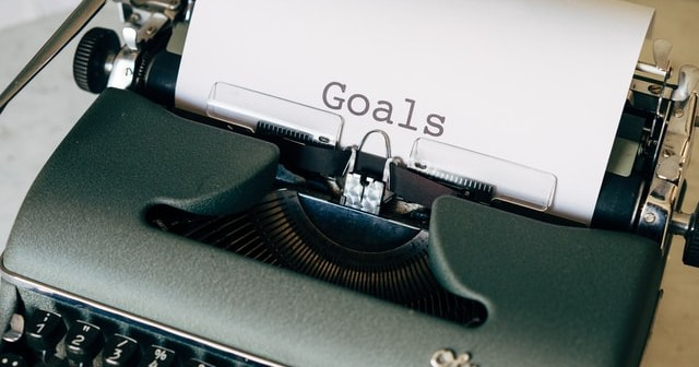 5 goals to accomplish this month