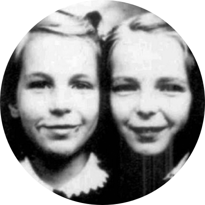 Marie and Gathie Barnette