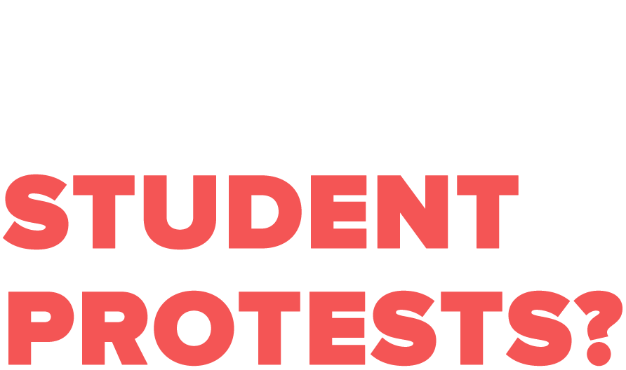 Does The First Amendement Protect Student Protests?
