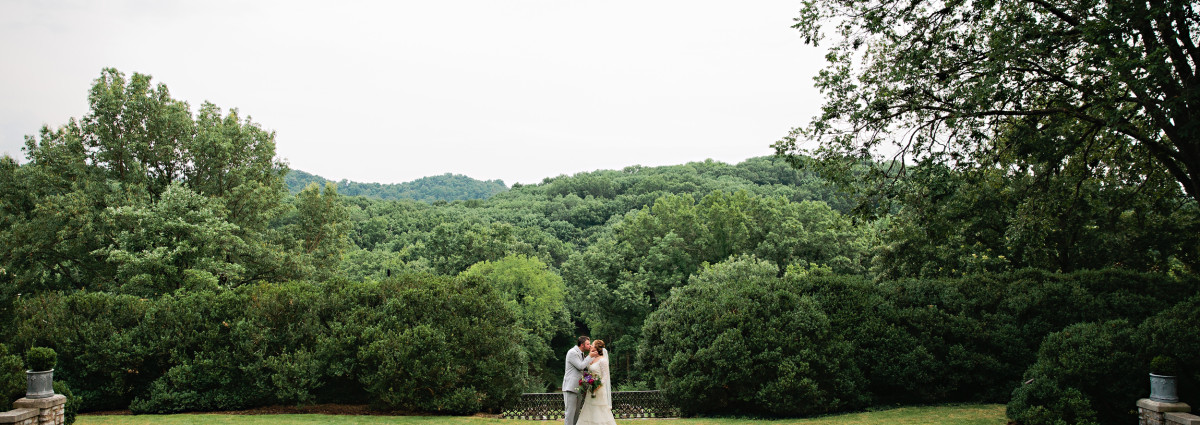 Weddings at Cheekwood in Nashville Tennessee