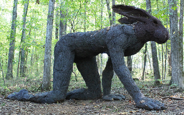 Sculpture Trail at Cheekwood