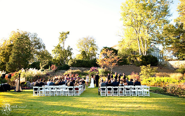 Merveilleux Weddings At Cheekwood