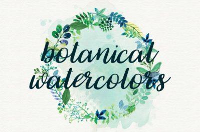 Botanical Watercolors at Cheekwood