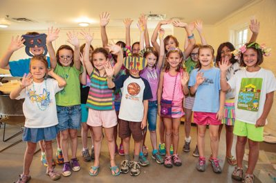 Summer Camp at Cheekwood