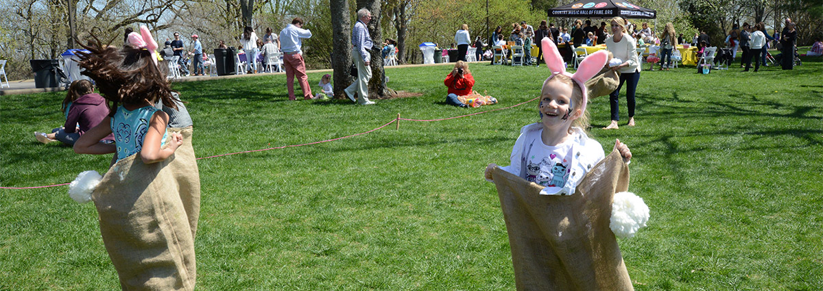 Spring Art Hop at Cheekwood Easter