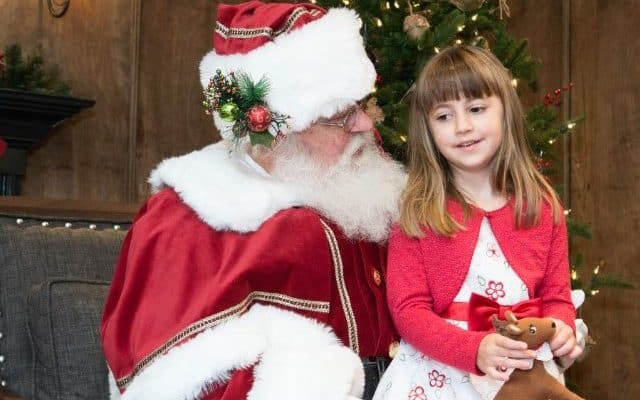 breakfast with santa - Christmas Pictures With Santa 2