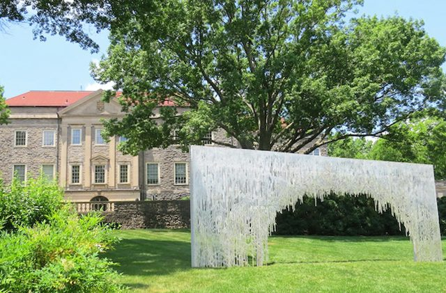 Diana Al-Hadid at Cheekwood