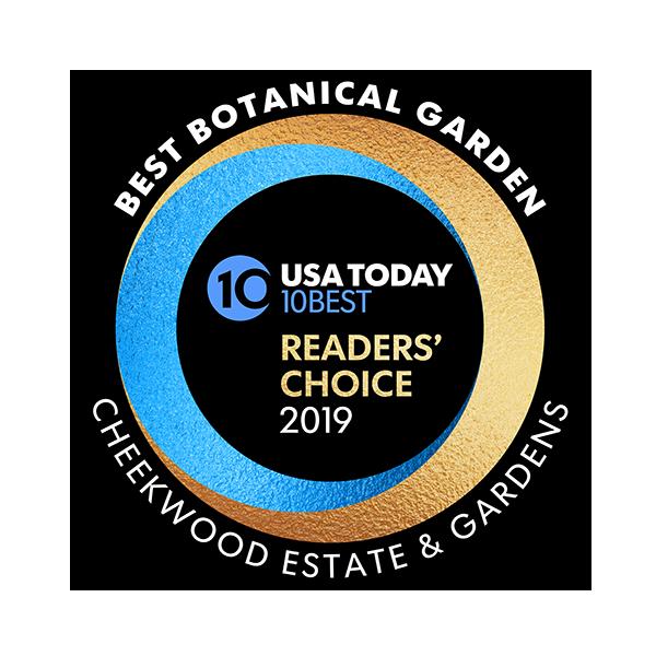 Cheekwood is a top 10 USA Today Botanical Garden