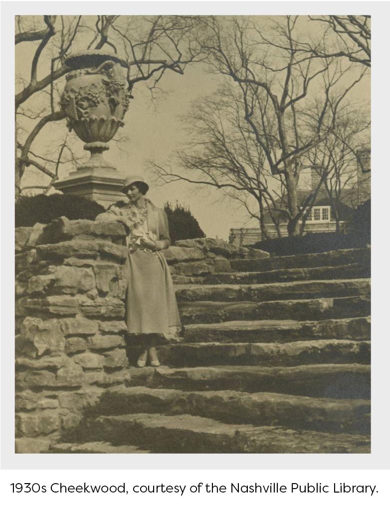 1930s Cheekwood