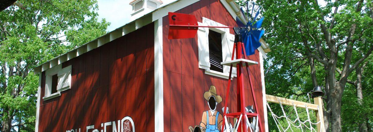 Charlotte's Barn Storybook House
