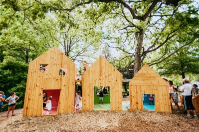 Storybook Houses at Cheekwood