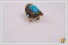 Jawaharaat Ring In Brass Finished And Studded With American Diamonds Fancyring_md_2