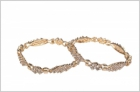 Jawaharaat Cz embellished designer bangles with gold plating 20141216_bangle5